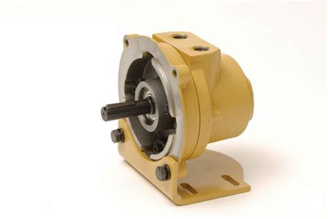 direct drive multi vane air motors
