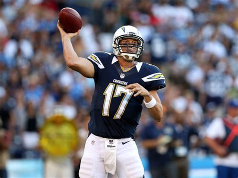 Best Chargers' Qb- Dan Fouts Or Philip Rivers?
