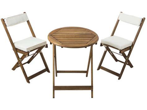 Table Et Chaise De Jardin 2 Personnes Salon Exterieur