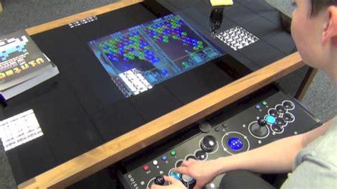 Arcane Arcade Coffee Table   YouTube