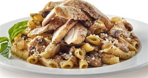 recette p 226 tes au poulet et 224 la cr 232 me de pesto et