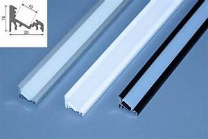 Led Profil Aussen : 2 m alu profil aluminium schiene f r led strip s alu led profil f r led leisten ebay ~ Markanthonyermac.com Haus und Dekorationen