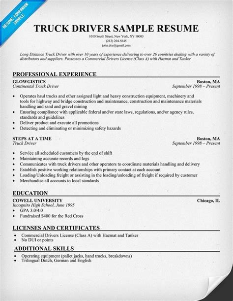 Commercial Truck Driver Resume Sample  Best Professional. Sample Management Director Resume Template. Leasing Agent Resume Samples Template. Job Interview Essay Questions Template. What Is Your Career Aspiration Template. Printable Holiday Card Templates. Sample Warning Letter To Employee. Invitation Ticket Template Picture. Objective For Rn Resumes Template