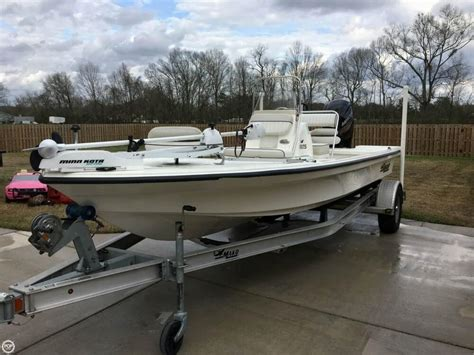 Used Mako Boats For Sale In Louisiana by 2015 Used Mako 18 Lts Bay Boat For Sale 24 500