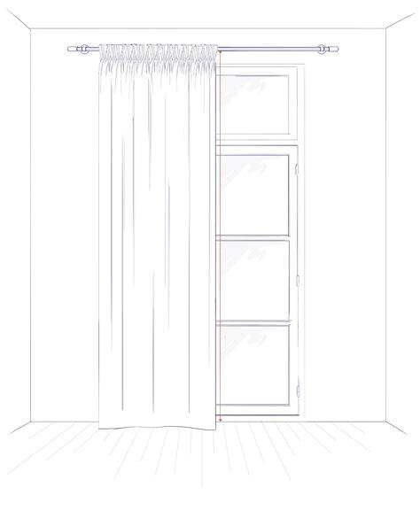 guide des tailles pour rideaux conseils astuces madura