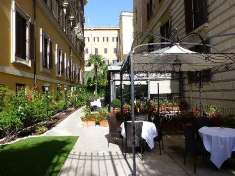 Entrance Picture Of Garden Palace Rome Tripadvisor