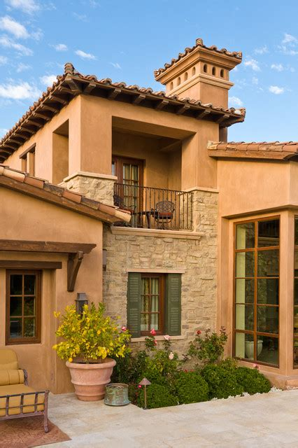 Tuscan Exterior Paint Colors  Marceladickcom