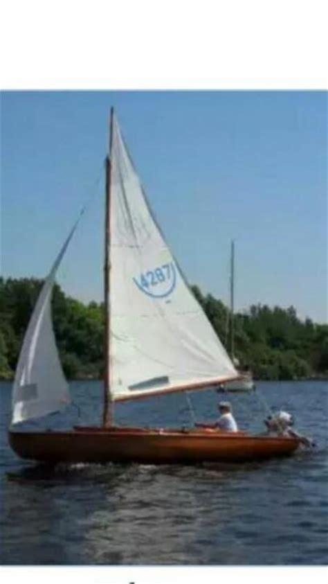 Tweedehands Zeilboten Belgie by Mooie Klassieke Zeilboot Met Trailer Spa De Gratis