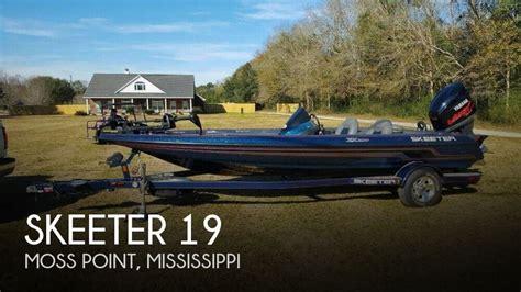 Used Boat Motors For Sale Gulfport Ms by Skeeter Boats For Sale In Gulfport Mississippi Used