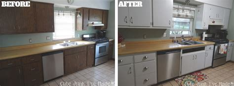 painting formica cabinets before and after pictures roselawnlutheran