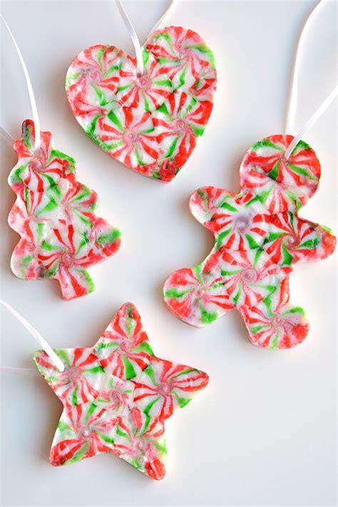 55+ Easy Christmas Crafts  Simple Diy Holiday Craft Ideas