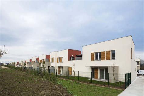 49 logements saulx les chartreux gradations par christophe massin architectes