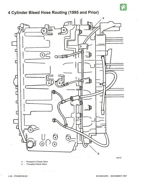 Mercury Outboard Motor Bogs Down Under Load by I Need A Diagram For A Mercury 93 115hp Fuel Reciruation
