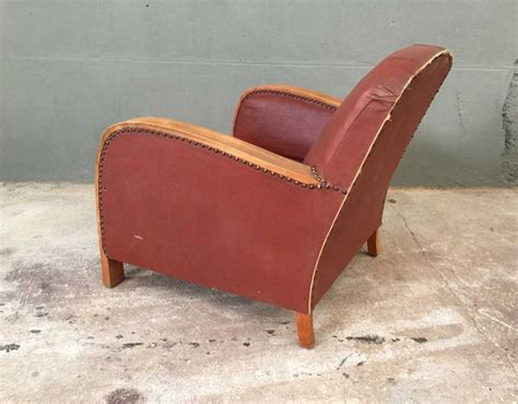 ancien fauteuil club