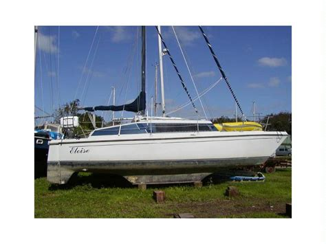 Prout Quest 33 Catamaran For Sale by Prout Quest 33 In Cornwall Catamarans Sailboat Used