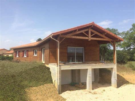 maison bois auto construction pr 232 s de boulogne s gesse en haute garonne 31 r 233 f 00034 cogebois