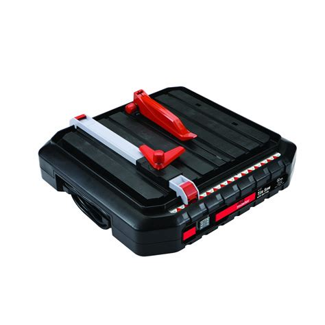 4 1 2 in portable cut tile saw