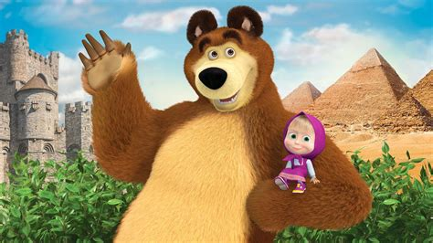 » Masha And The Bear