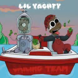 Lil Boat Cartoon by Lil Yachty Sailing Team Mixtape Stream Download