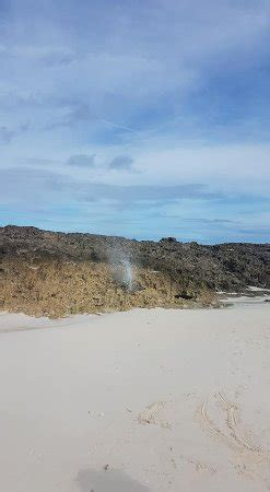 Boat Blow Up In Exuma by Blow Hole Picture Of Exuma Water Sports Great Exuma