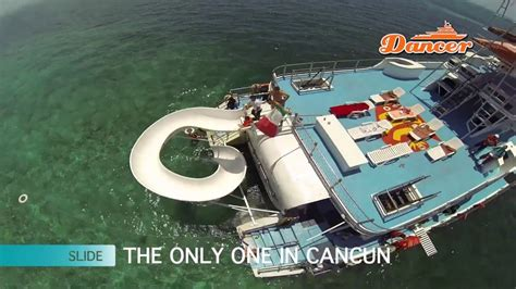 Catamaran Party Boat Cancun by Catamaran To Isla Mujeres Party Boat Cancun Reef