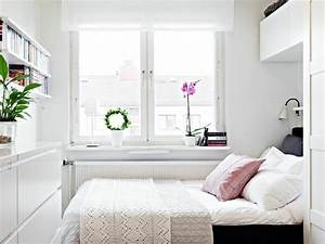1 Zimmer Wohnung Einrichten Tipps : gro artige einrichtungstipps f r das kleine schlafzimmer ~ Markanthonyermac.com Haus und Dekorationen