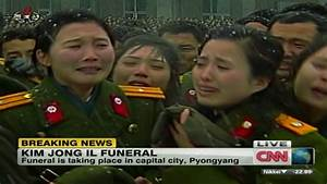 Mourners fill snowy streets of Pyongyang for Kim Jong Il's ...