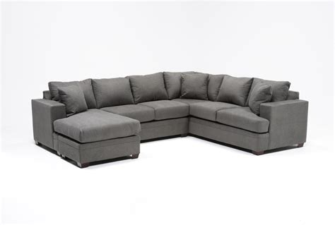 Kerri 2 Piece Sectional Wlaf Chaise  Living Spaces