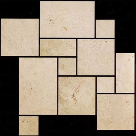 4 size tile versailles pattern layout diagram ask home