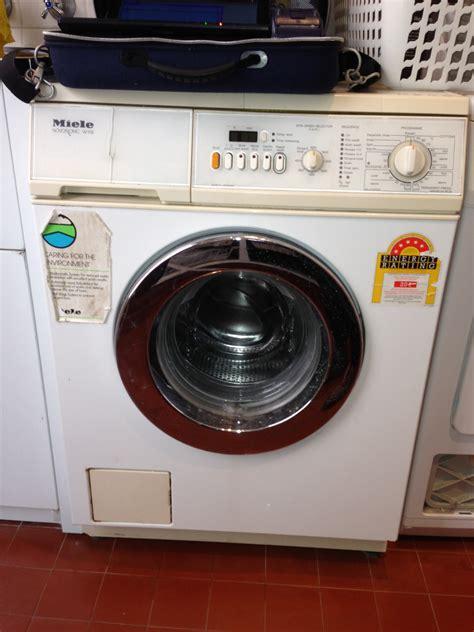 Washing Machine: Miele Washing Machine