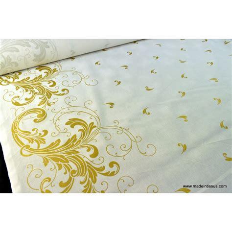 tissu pour d 233 coration nappes de noel x50cm made in tissus