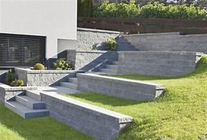 Hauseingang Pflastern Ideen : betonplatten im garten verlegen 25 ideen f r gehwege ~ Markanthonyermac.com Haus und Dekorationen