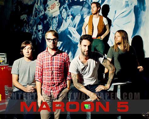 Free Maroon 5 Wallpaper (hd