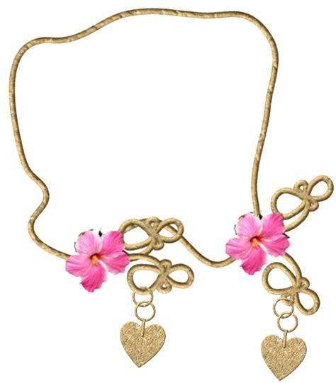 joli cadre avec des coeurs et des fleurs centerblog