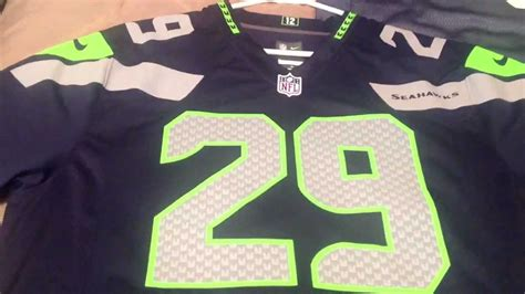 New Nfl Nike Seattle Seahawks Jersey Review