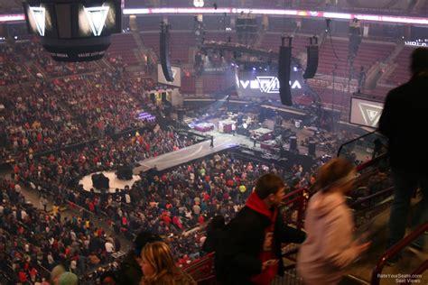 Schottenstein Center Section 325 Concert Seating