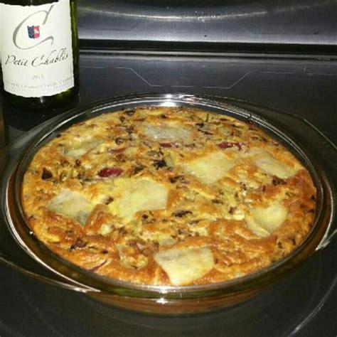 quiche sans p 226 te aux g 233 siers de canards oignons et fromage 224 raclette cooking chef de kenwood