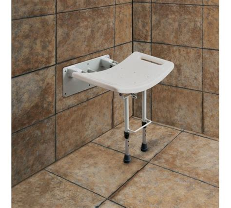 buy shower seat with legs wall mounted at argos co uk your shop for shower tools