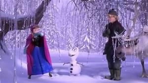 Anna and Kristoff Meet Olaf (Fandub) [Disney's Frozen ...