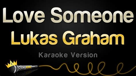Love Someone (karaoke Version)