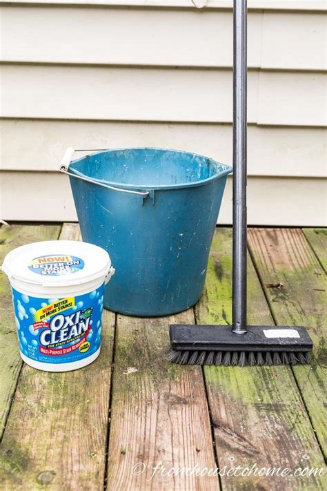 best 25 deck cleaning ideas on aluminum products cleaning patio furniture and