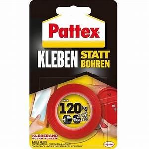 Handtuchhalter Kleben Statt Bohren : pattex kleben statt bohren klebeband 1 5 m doppelseitiges montageband pxmt2 ebay ~ Markanthonyermac.com Haus und Dekorationen