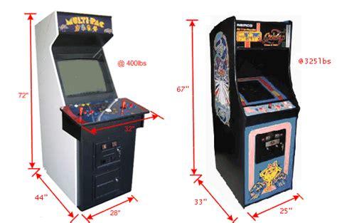arcade pinball machine dimensions castle classic arcade