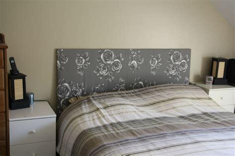 fabriquer une tete de lit