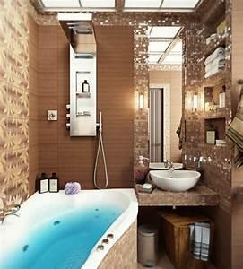 Badezimmer Ideen Ikea : 40 design ideen f r kleine badezimmer ~ Markanthonyermac.com Haus und Dekorationen