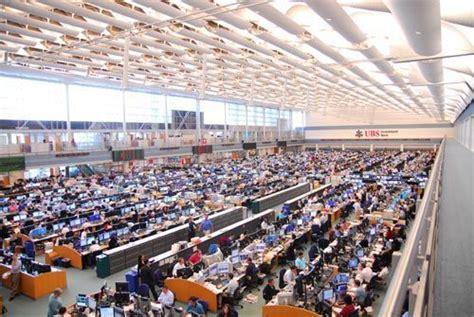 ubs trading floor ubs office photo glassdoor