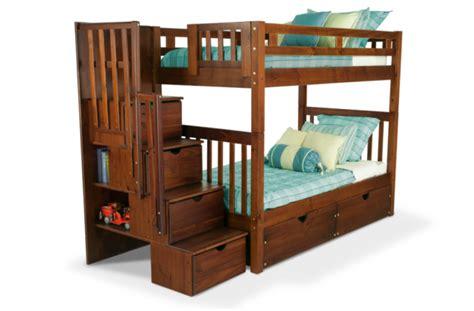 colorado stairway bunk bed favething