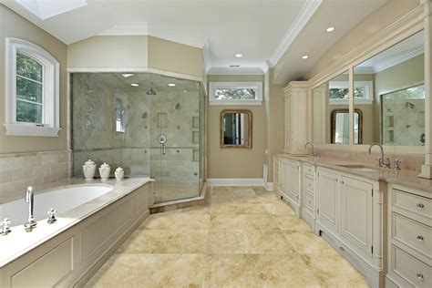 remodeling projects new bathroom floors what type of flooring is best