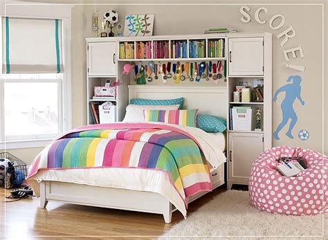 New Teenage Girl Bedroom Decorating Ideas