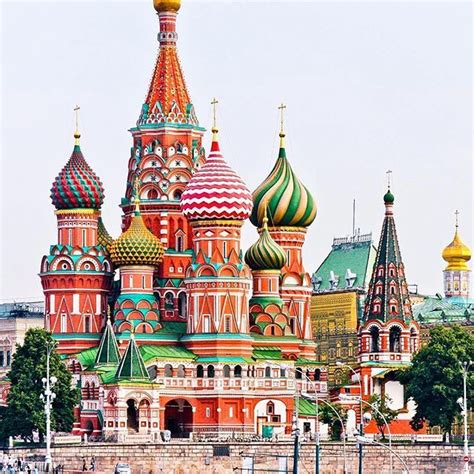 Moscow Red Square by Red Square Moscow Russia This Beautiful Picture Is By